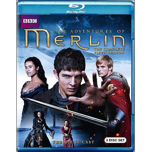 The Adventures Of Merlin: The Complete Fifth Season (Blu-ray) (Anamorphic Widescreen)