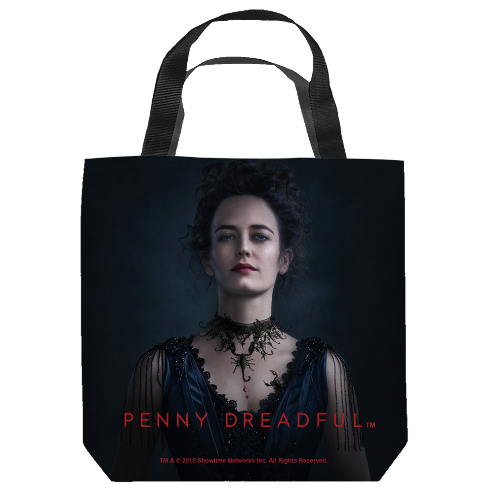 Penny Dreadful Chandler And Ives Tote Bag White 9X9