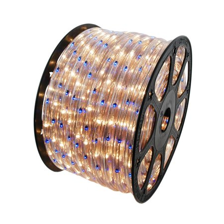 Novelty Lights Inc Reviews : Novelty Lights, Inc. RLCH-150-SP Incandescent Chasing Rope Light Spool, 3 Wire, 150 , Custom ...