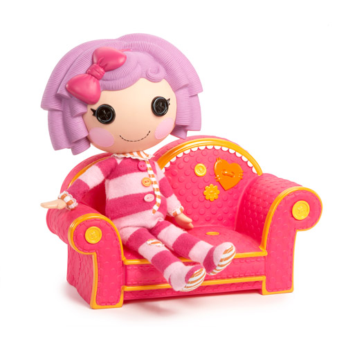 Lalaloopsy Furniture Pack, Couch Style 1