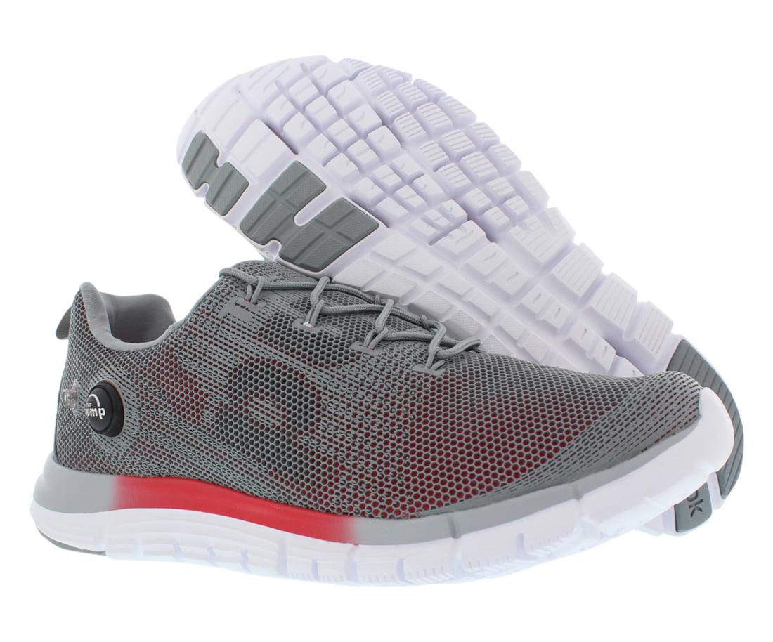 Reebok Z Pump Fusion Pu Running Men's Shoes Size