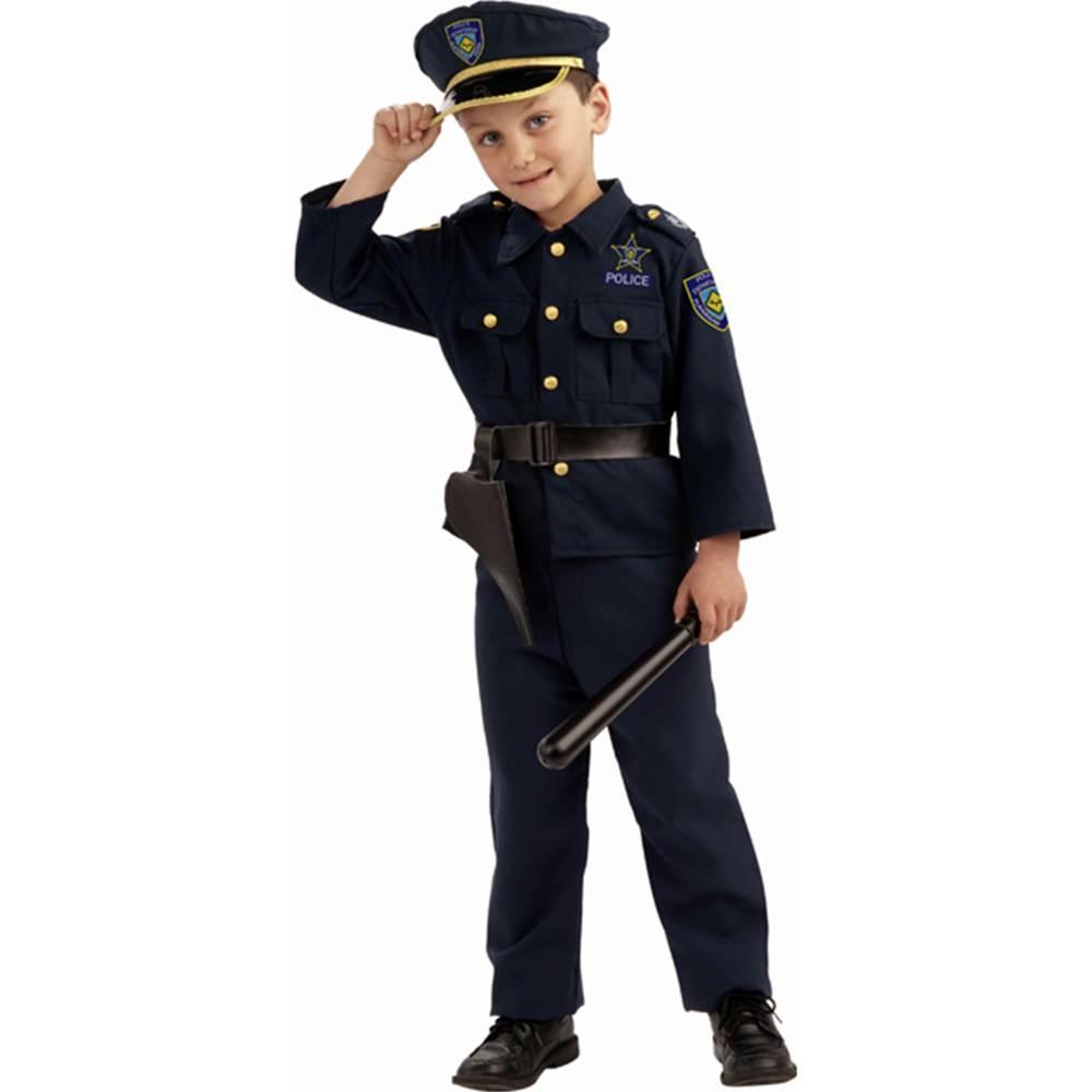 Police Boy Kids Costume by Forum Novelties