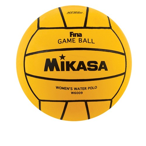 Water Polo Ball by Mikasa Sports, Size 4 Women W6000 Series by Mikasa