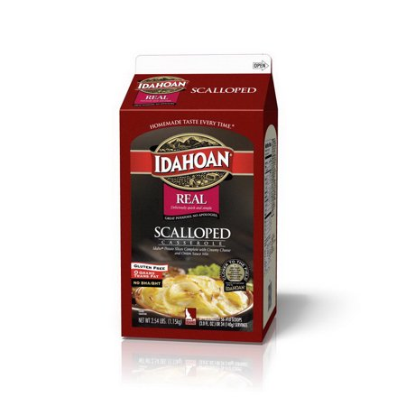 Idahoan Foods 2970000881 6 / 2.54 Lb Idahoan Scalloped Potato