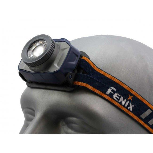 Fenix Flashlights HL40R LED Headlamp w/battery, Blue FX-HL40RBL
