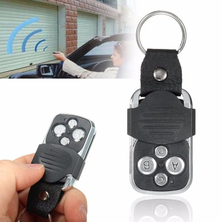 2x Electric Cloning Universal Gate Garage Door Opener Remote Control