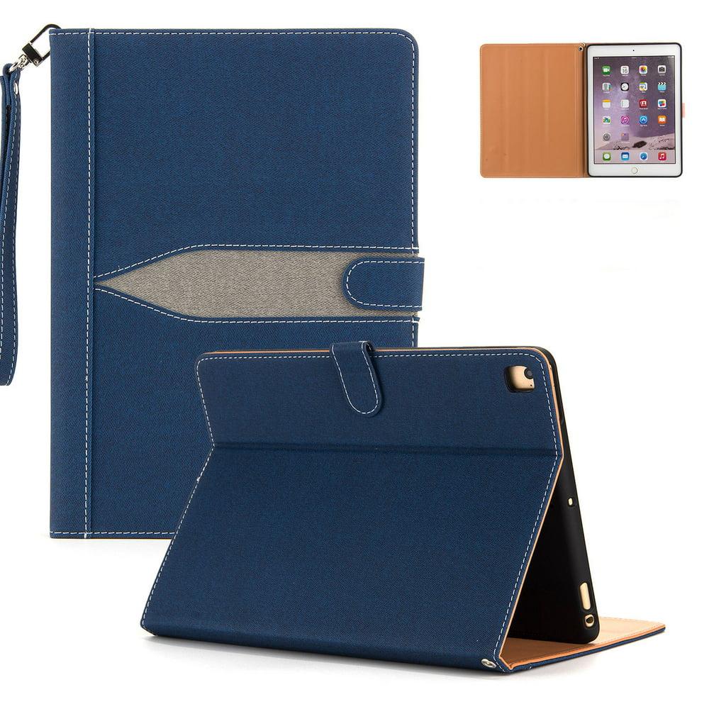 Allytech Folio Case for Apple iPad 6th Gen 2018, iPad 5th ...
