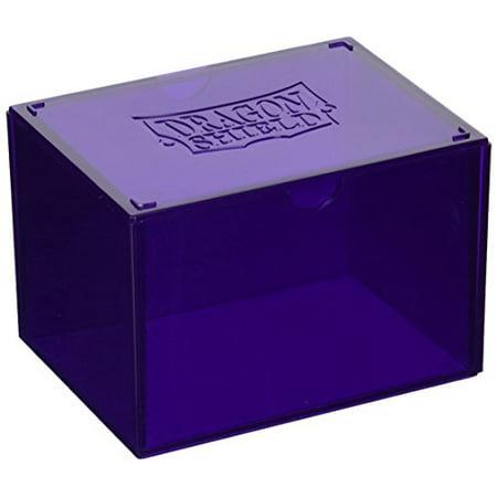 card gaming Box, Purple - image 1 of 1