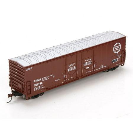 Athearn HO Scale 50' Evans Double Door Box Car Missouri Pacific/MP #766752 -  96931