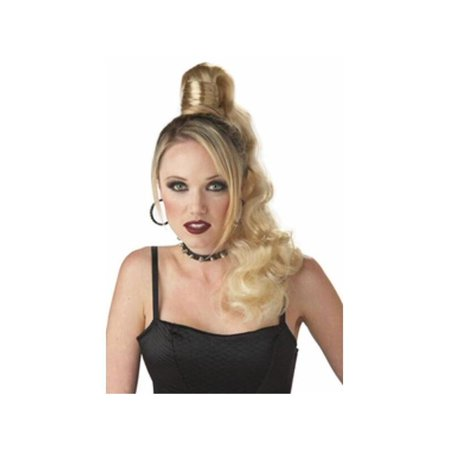 Girl's Fantasy Fall Blonde Costume Wig
