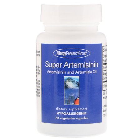 Allergy Research Group  Super Artemisinin  60 Vegetarian Capsules