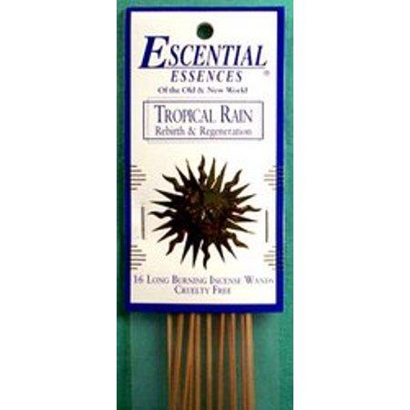 Tropical Rain escential essences incense stick 16 pack