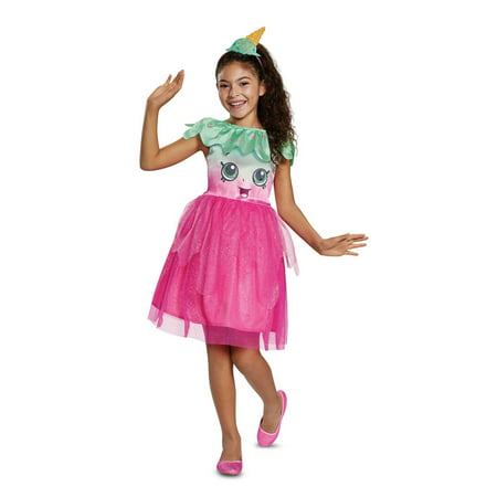 Shopkins Ice Cream Kate Classic Child Costume](Cream Costume)