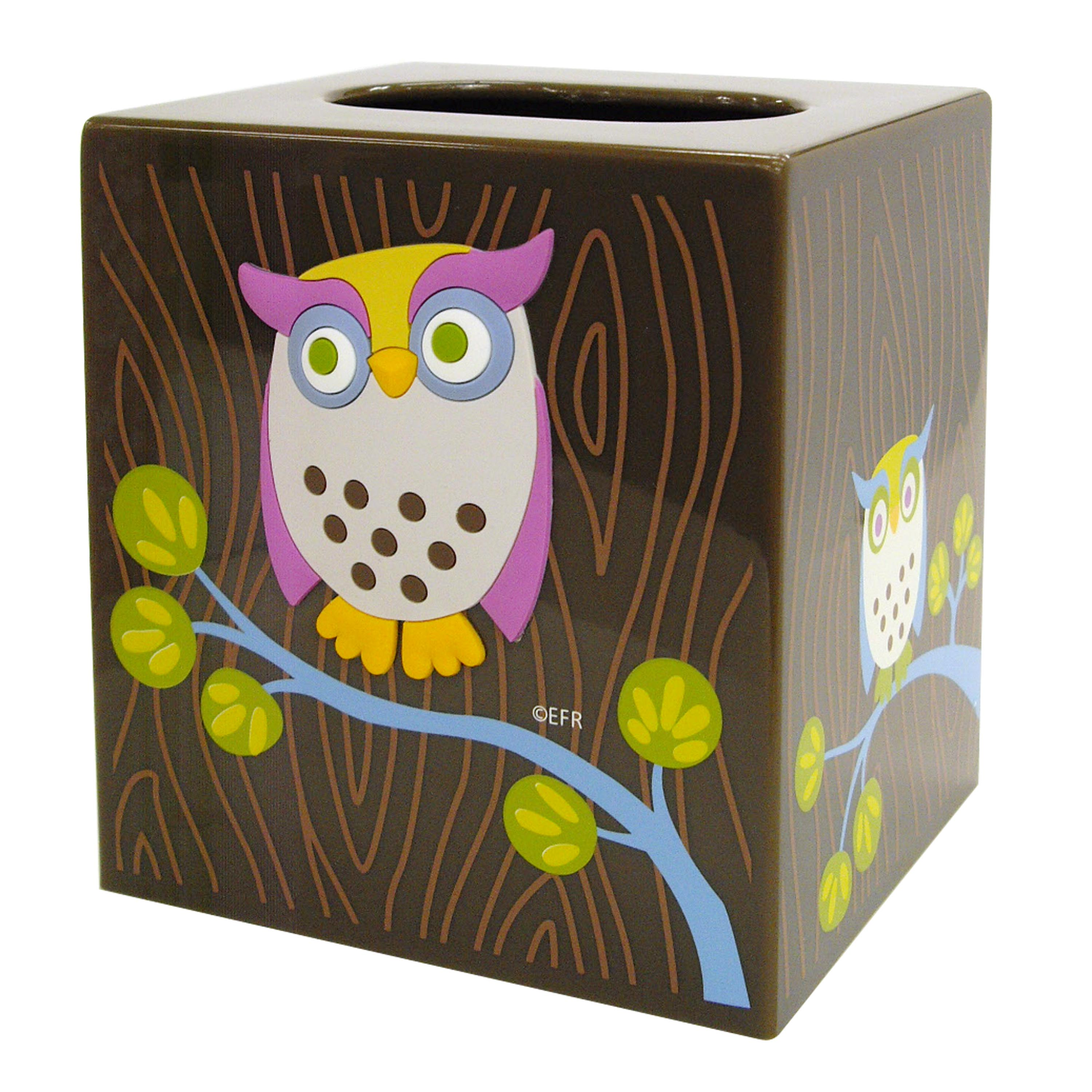 Awesome Owls Collection by Allure Home Creation, items sold separately