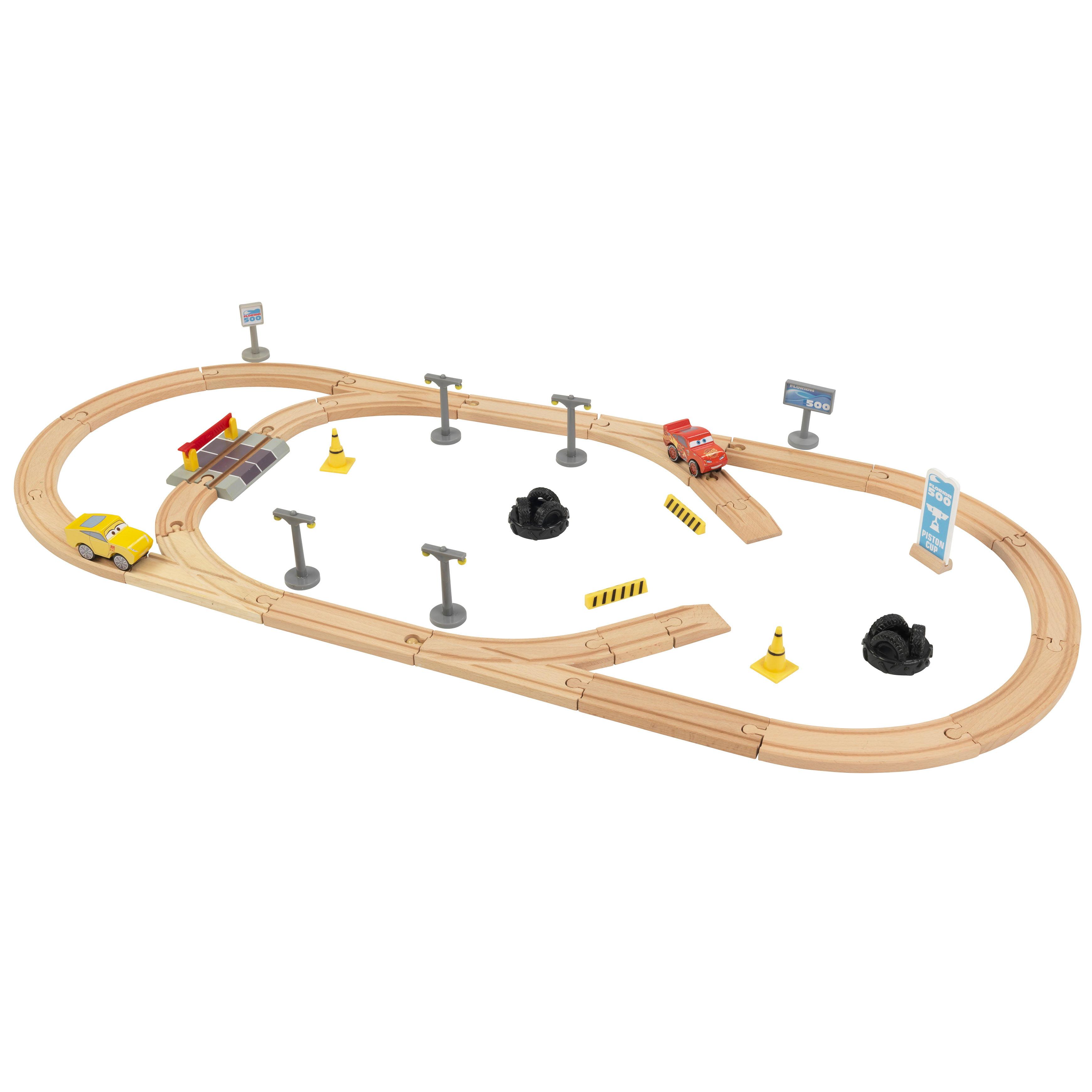 KidKraft Disney Pixar Cars 3 Build Your Own Track Pack by KidKraft
