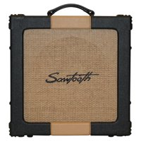 Sawtooth Two Channel 25 Watt Electric Guitar Amp with Reverb