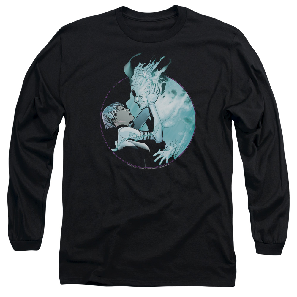 Doctor Mirage Circle Mirage Mens Long Sleeve Shirt
