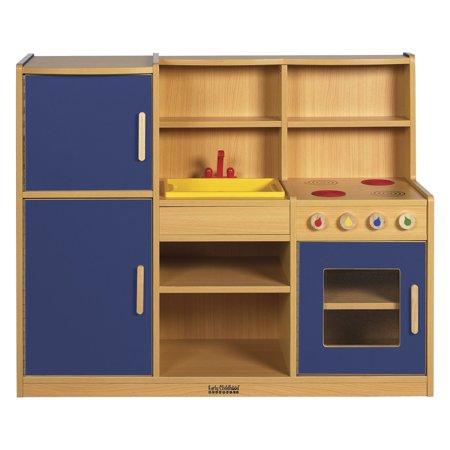 ECR4KIDS 4 in 1 Kitchen