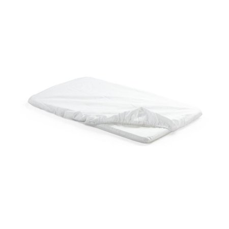 Home Cradle Fit Sheet White Includes Two Ed Binet Sheets With Elastic All The Way Around By Stokke