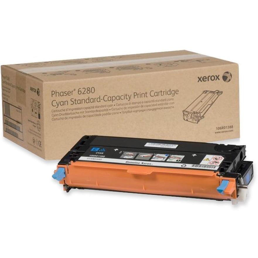 Xerox, XER106R01388, 106R013 Series Toner Cartridges, 1 Each
