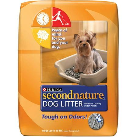 Purina Secondnature Dog Litter Reviews