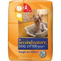 Purina Secondnature Dog Litter, 25-lb