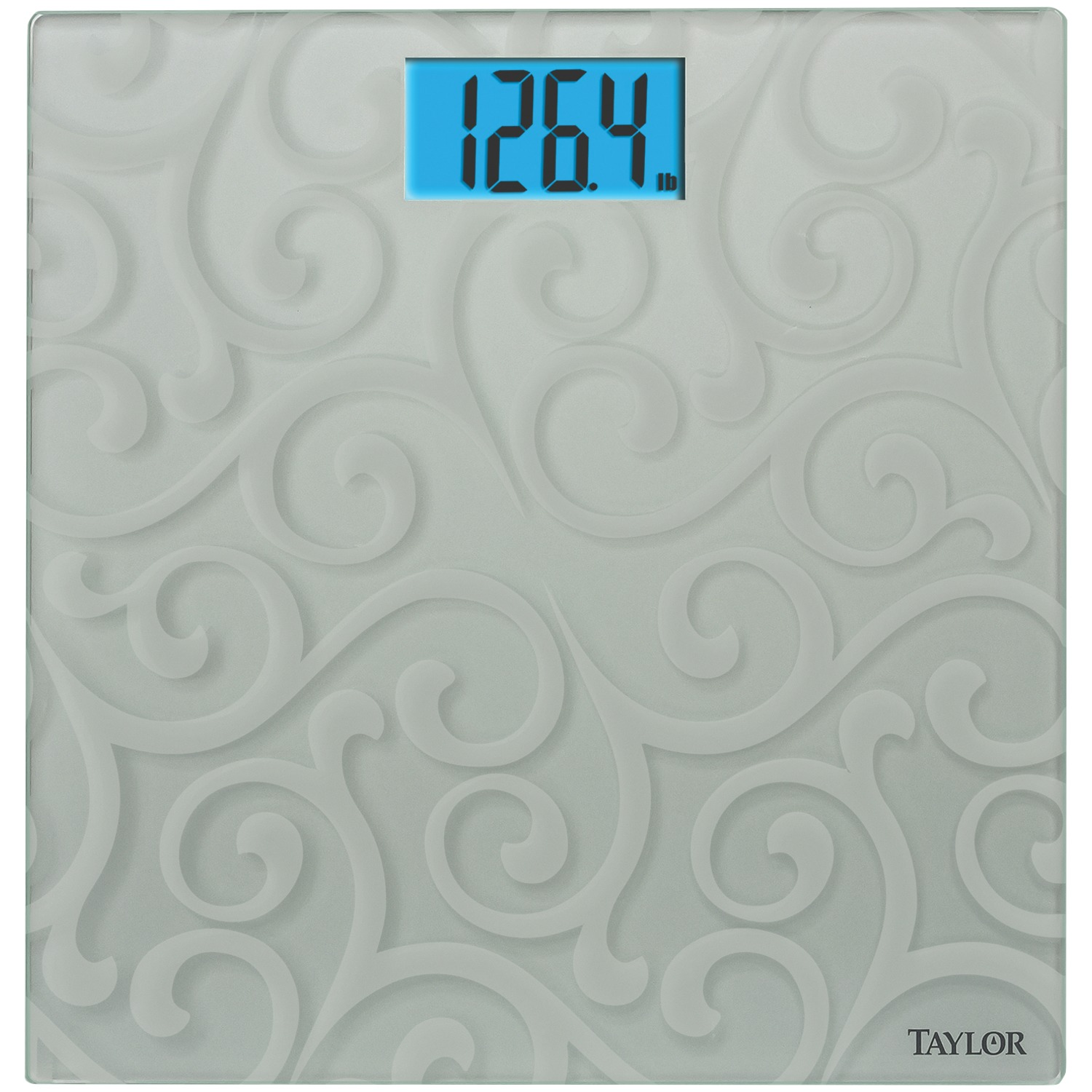 Taylor Precision Products 75984192FT 440lb-Capacity Digital Scale