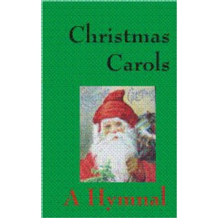 (Dollhouse Christmas Carols Book)