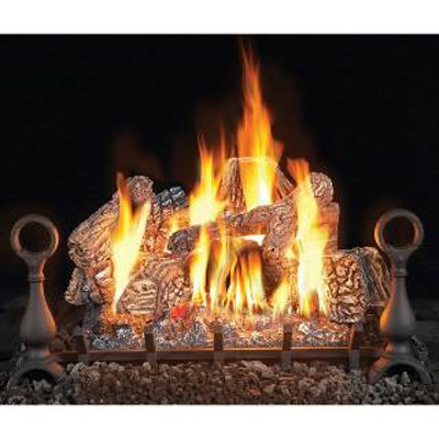 Napoleon FIBERGLOW Vented Gas Log Set ()