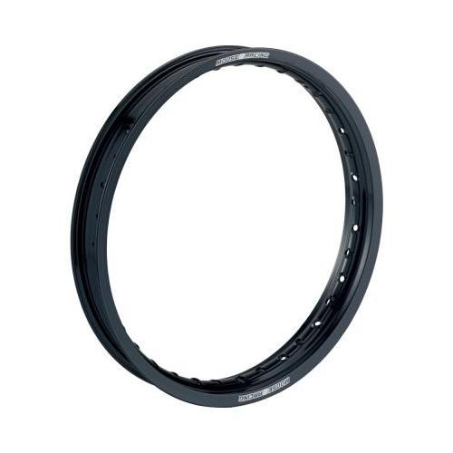 Moose Racing Aluminum Front Rim 1.60 x 21 Black Fits 01-1...