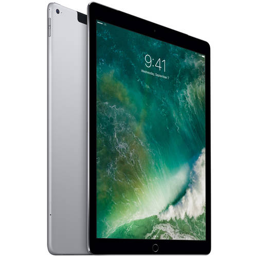 Apple iPad Pro 9.7-inch Wi-Fi + Cellular 128GB Space Gray Refurubished by Apple