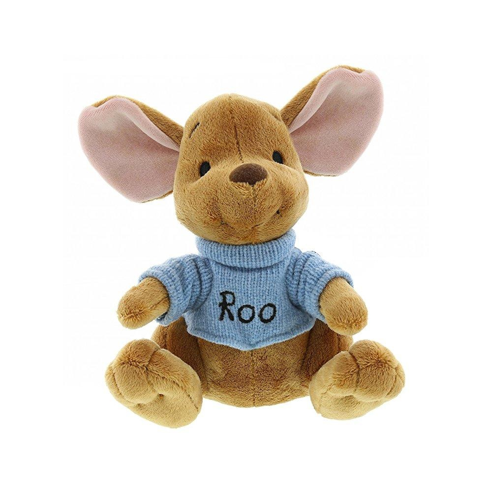 Disney Parks Winnie the Pooh Baby Roo Kangaroo Plush Doll by