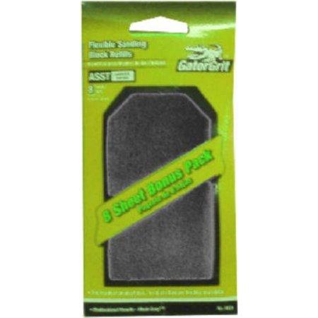 8 Ct Drywall Hook And Loop Sheet Ali Industries Paint Sundries 4123 082354041236