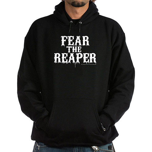CafePress Mens Sons of Anarchy Fear the Reaper Hoodie