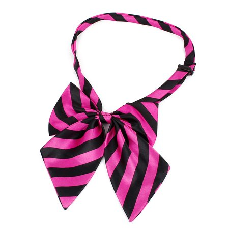 - Ladies Decor Soft Polyester Halter Bowknot Neck Bow Tie