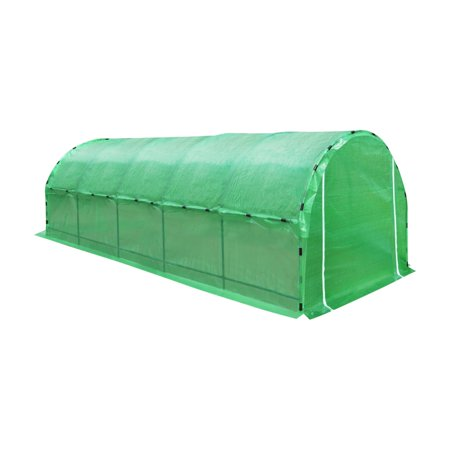 Sunrise Large Portable Outdoor Heavy Duty Walk-In Greenhouse