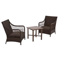 3-Piece Better Homes and Gardens Hartwell Bay Outdoor Chat Set