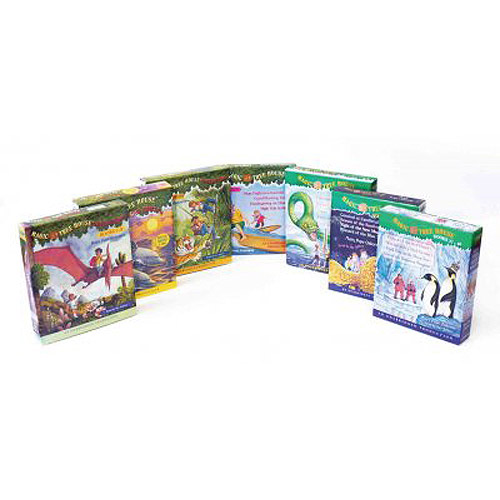 Magic Tree House Collection Books 1-40
