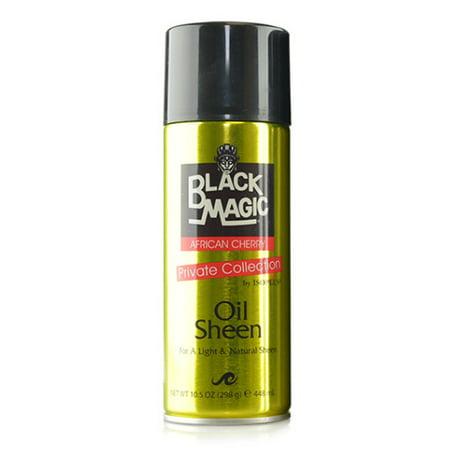 Black Magic Oil Sheen African Cherry 10.5 oz