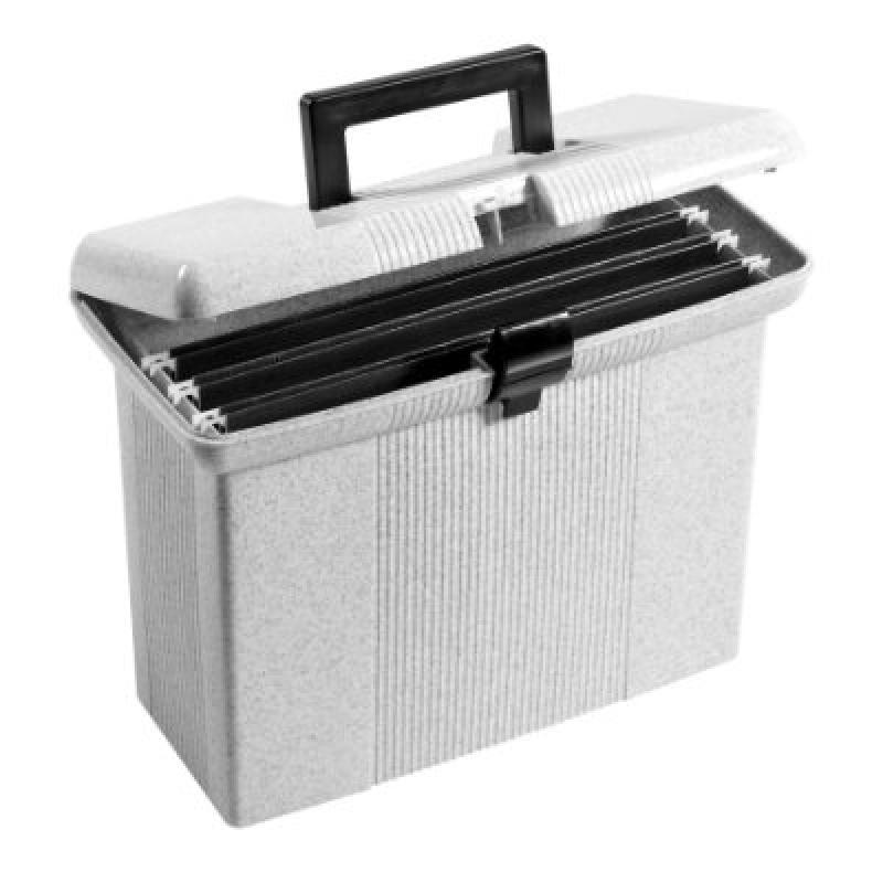 Pendaflex 41737 Granite PortFile® Portable File Box