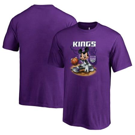 Sacramento Kings Fanatics Branded Youth Disney NBA All-Star T-Shirt - Purple ()