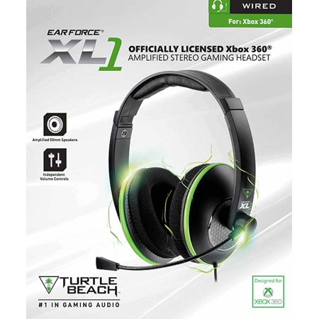 Turtle Beach Wired Headset Xbox 360 Instructions