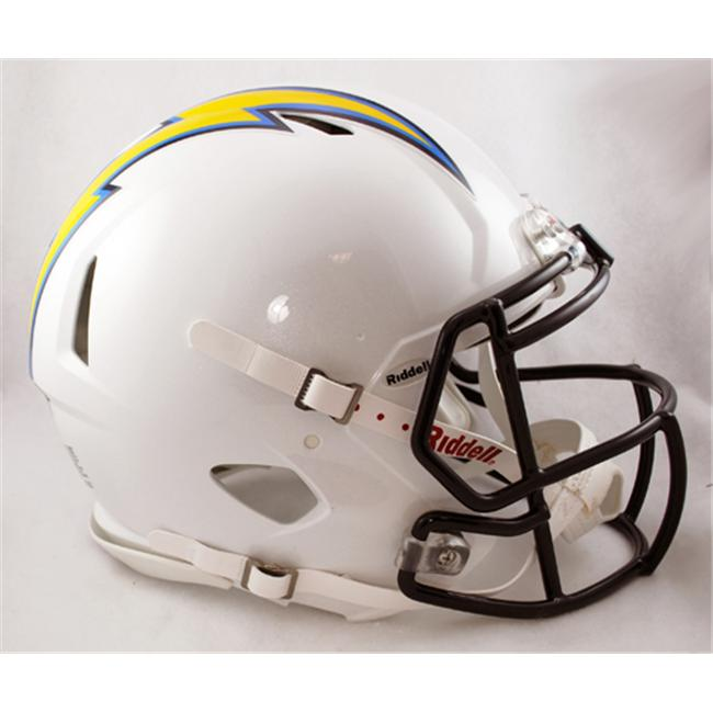 Victory Collectibles 3001650 Rfa San Diego Chargers Full Size Authentic Speed Helmet
