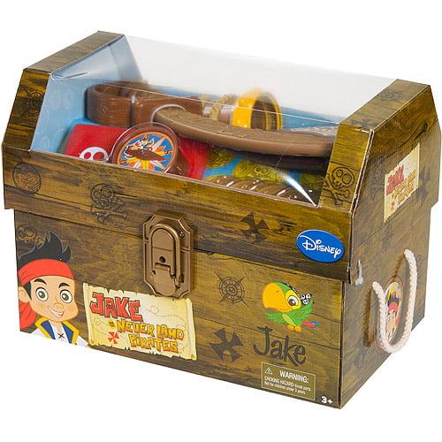 Disney Jake's Accessory Trunk Play Set