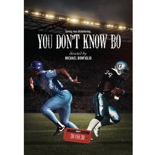 ESPN Films 30 For 30: You Don't Know Bo