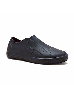 Avia Trivet Men's Black Oil Slip Resistant Work Shoes