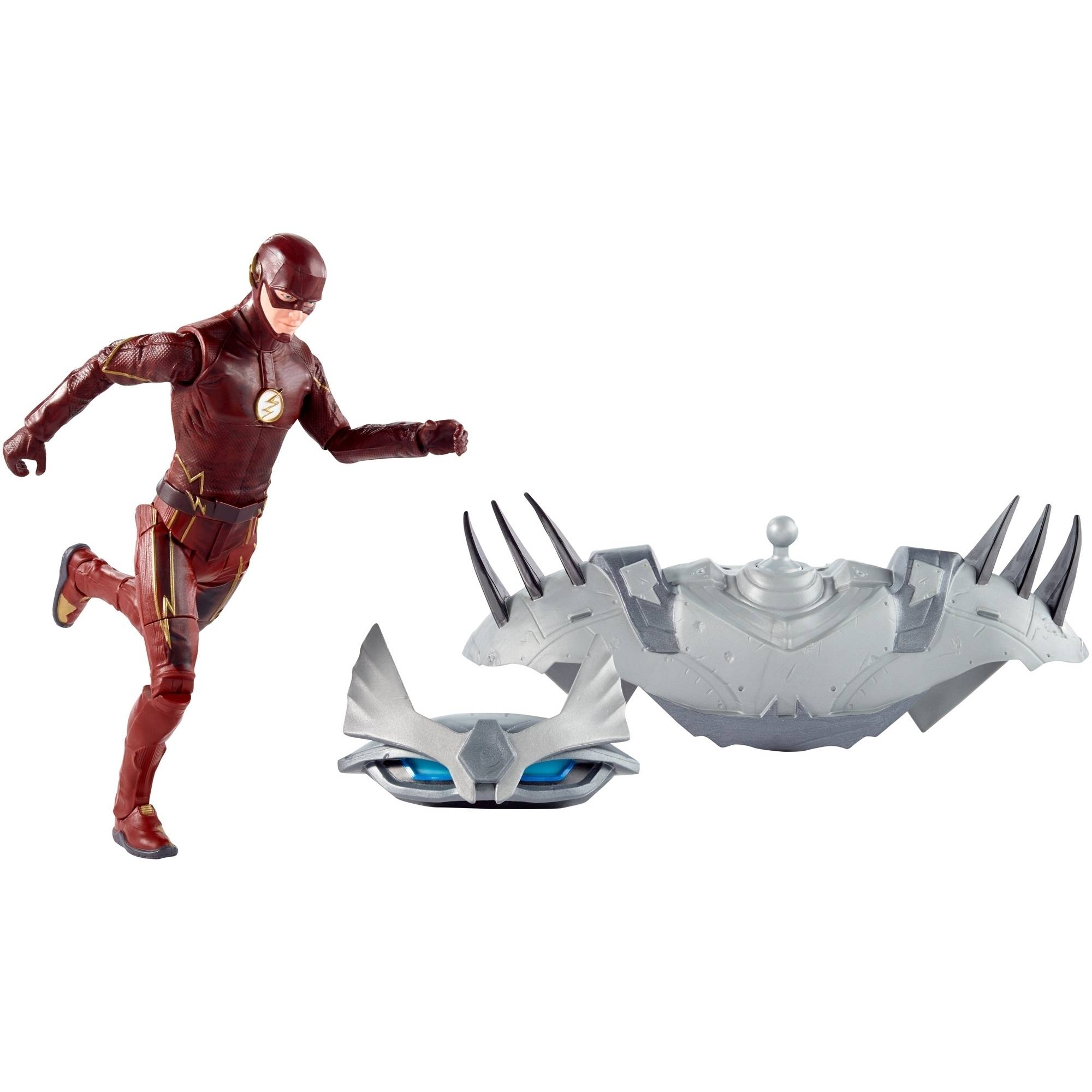 DC Comics Multiverse The Flash TV Series The Flash Figure by Mattel