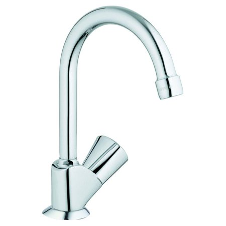 Grohe 20179001 Classic Single-Handle Pillar Tap in Starlight Chrome