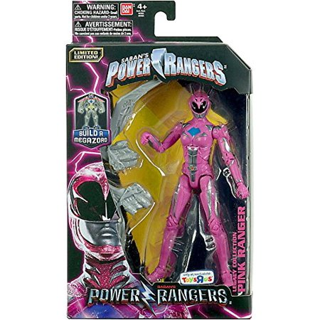 Limited Edition Mighty Morphin Power Ranger Legacy Movie Figures Toys R Us Exclusive Pink Ranger, The Power Rangers come to life in collectable.., By Saban Power Rangers](Toys R Us Columbia Mo)