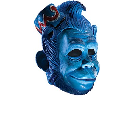 Wizard Of Oz Deluxe Flying Monkey Latex Costume Mask - Foam Latex Mask